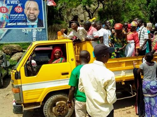 des milliers de congolais vivant au burundi sont rentr u00e9s