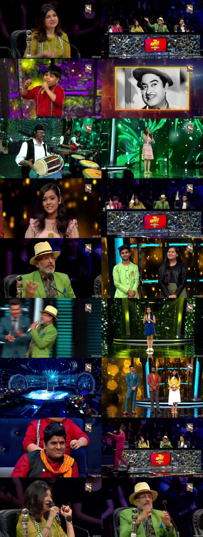 Screenshots Of Hindi Show Superstar Singer 22nd September 2019 Episode 26 300MB 480P HD