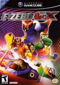 Jaquette du jeu F-Zero GX