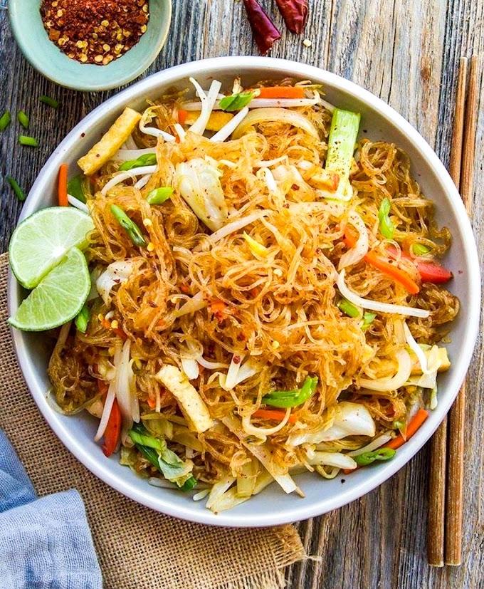 Pad Woon Sen Recipe | Breakfast Care