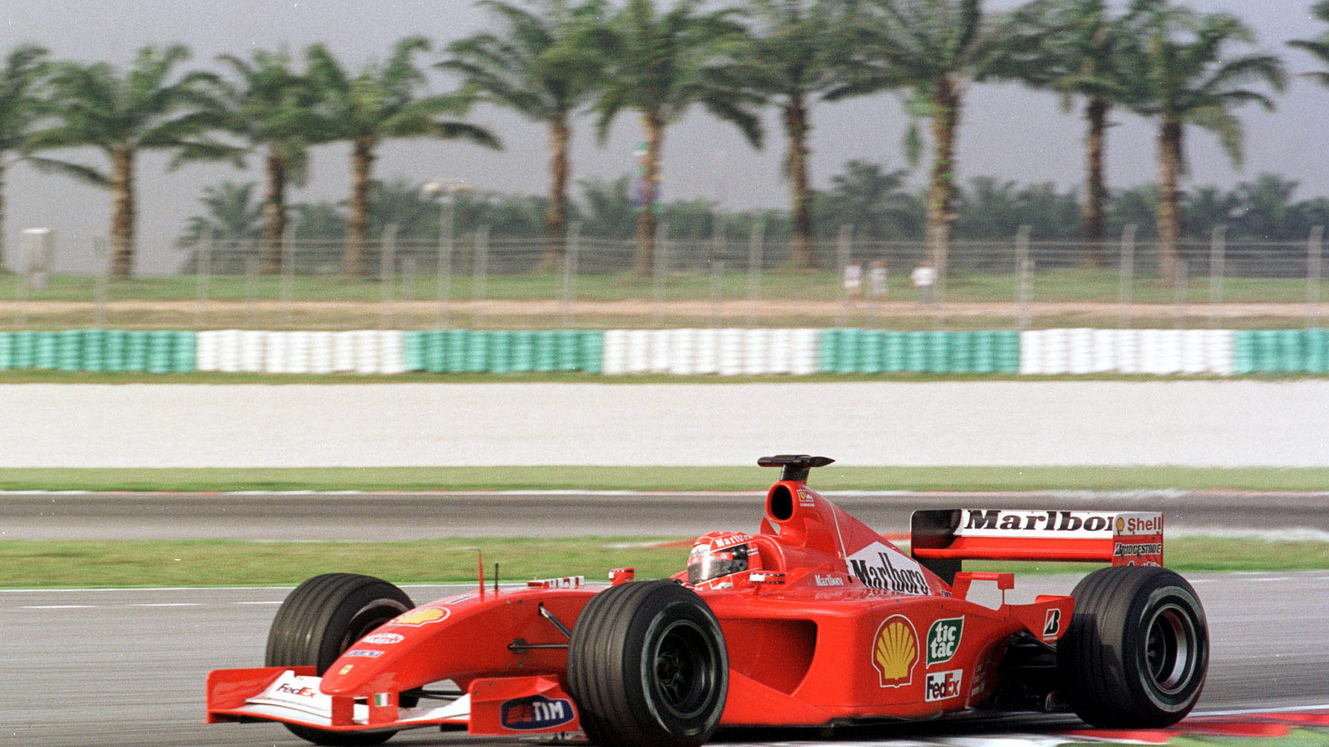 ferrari f2001 michael schumacher - photo #32