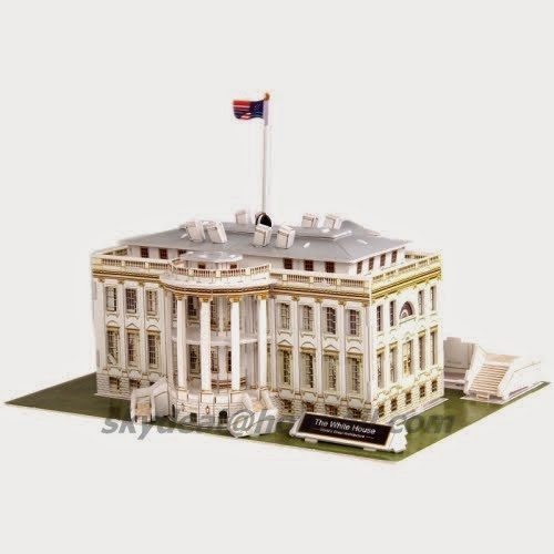 3d Puzzle The White House Mo End 6 30 2017 12 02 Am Myt