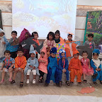 Fancy Dress Event by Playgroup Evening Section at Witty World, Chikoowadi (2018-19)