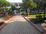 The college and gardens