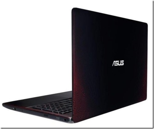 Harga Asus X550VX DM701, Bertenaga Intel Core i7-7700HQ Kaby Lake
