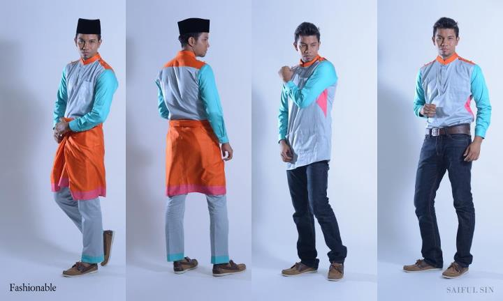 Malay Menswear & Saiful Sin [men's fashion]