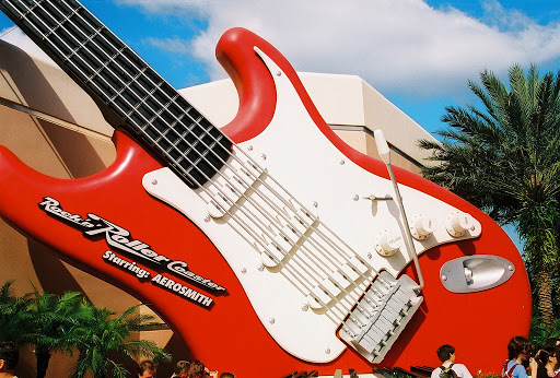 Rock'n Roller Coaster. From How to Do Disney - Without the Endless Lines