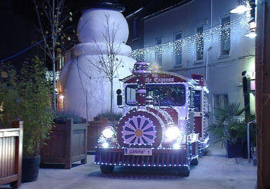 Winterval Express Train