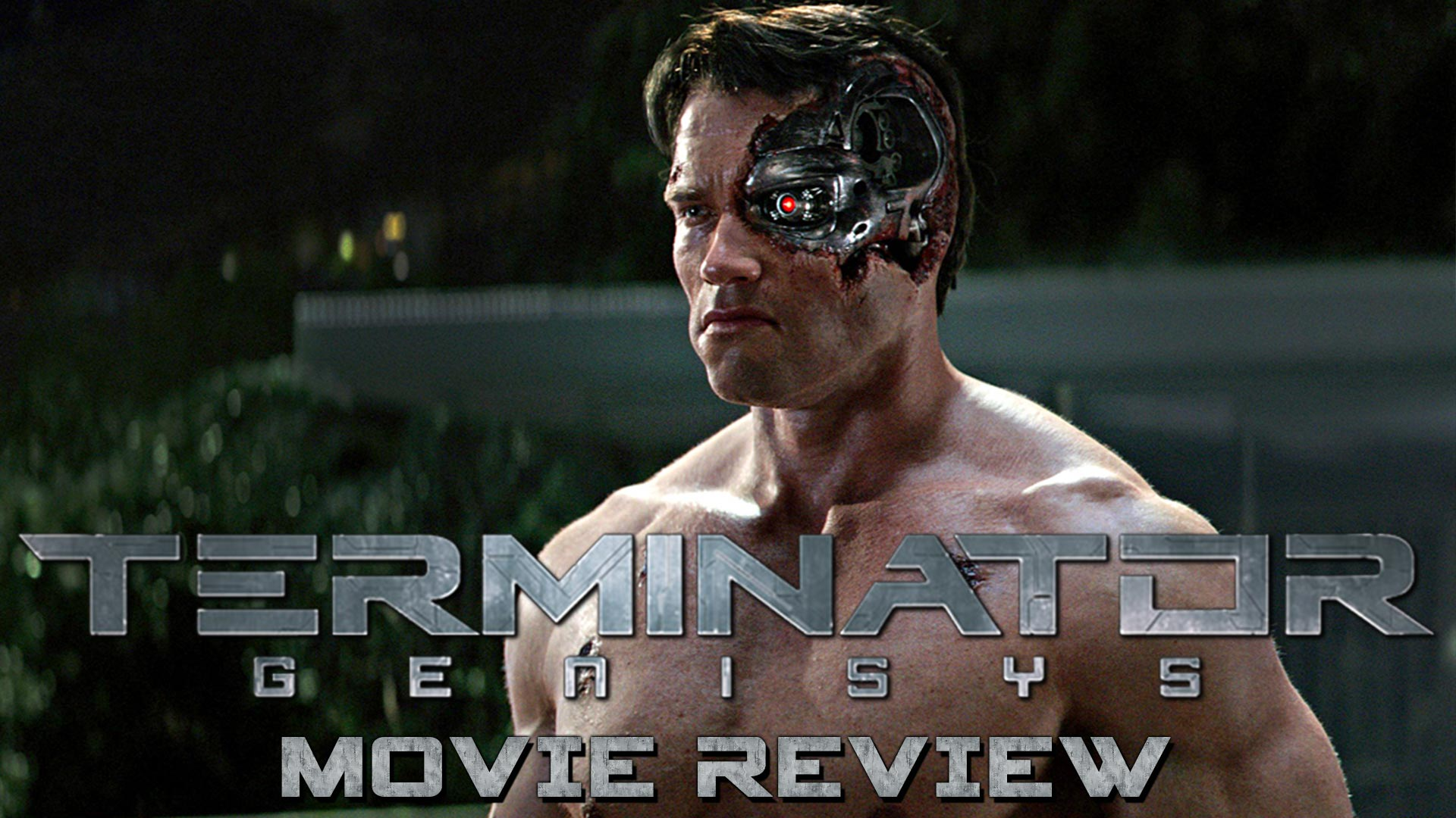 movie review Terminator Genisys podcast