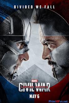 Xem phim Captain America 3: Nội Chiến Siêu Anh Hùng - Captain America 3: Civil War