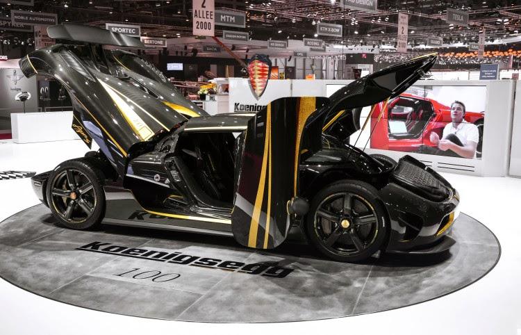 Koenigsegg Agera S Hundra 3