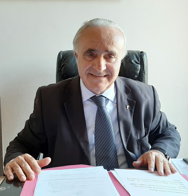 IL CONSIGLIERE COMUNALE DEL PD ROCCO ALBANESE:RINNOVIAMO I NOSTRI PRIMATI NEL CONTRASTO AL COVID19