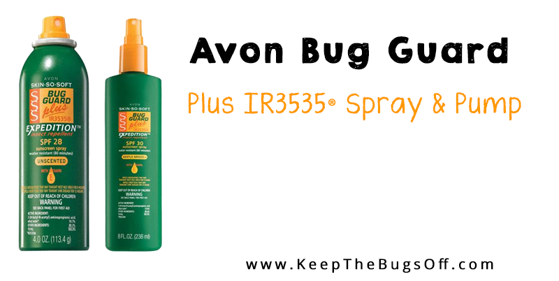 Avon Bug Guard plus IR3535  Pump or Spry can be purchased over at my Avon Representative Webiste. Click to order here.