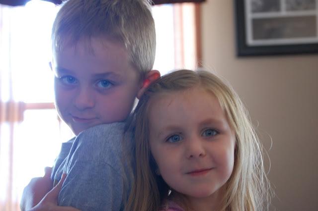 Ean and Ella