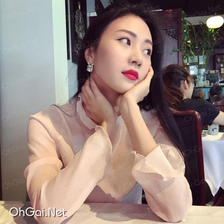facebook gai xinh vu ngoc cham - ohgai.net