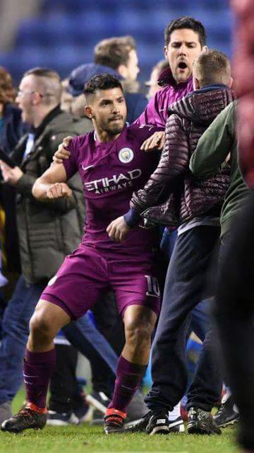 Piala FA : Wigan tamatkan perjuangan City