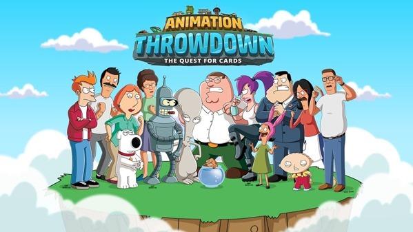 ThrowDown um jogo da pesada