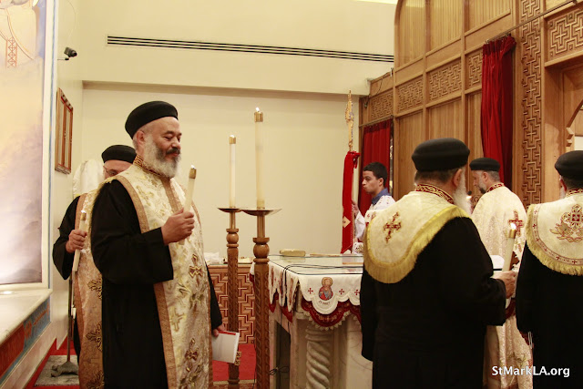 Rites of receiving Fr. Cyril Gorgy - _MG_0924.JPG