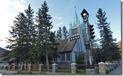St. Paul's Presbyterian Church, Banff, AB