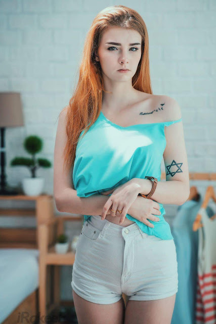 Jessie Vard mẫu teen 17 tuổi Thái Lan cực sexy