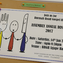 BRGH Assembly Annual Dinner