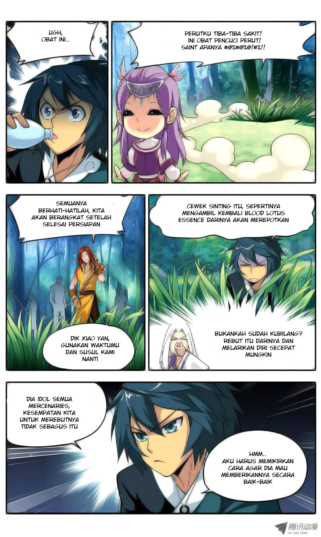 Dilarang COPAS - situs resmi www.mangacanblog.com - Komik battle through heaven 022 - chapter 22 23 Indonesia battle through heaven 022 - chapter 22 Terbaru 11|Baca Manga Komik Indonesia|Mangacan