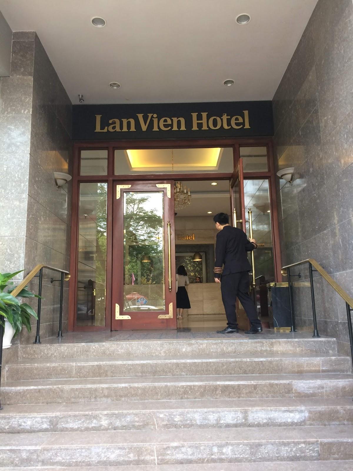 HANOI - LAN VIEN HOTEL ****