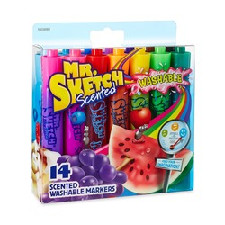 mr sketch markers