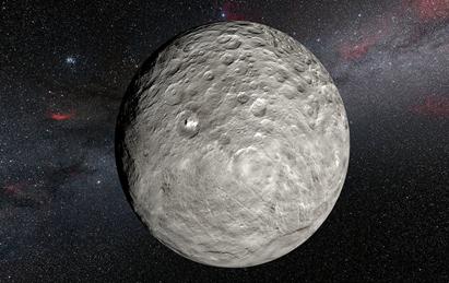 ilustração de Ceres
