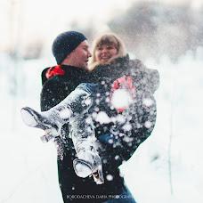Wedding photographer Darya Borodacheva (borodacheva). Photo of 29.01.2016