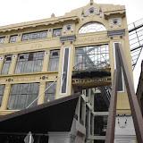 Square Side Entrance