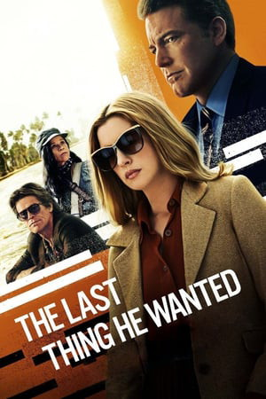 The Last Thing He Wanted (2020) Subtitle Indonesia
