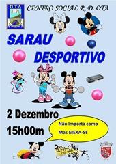 Sarau Desportivo 021218