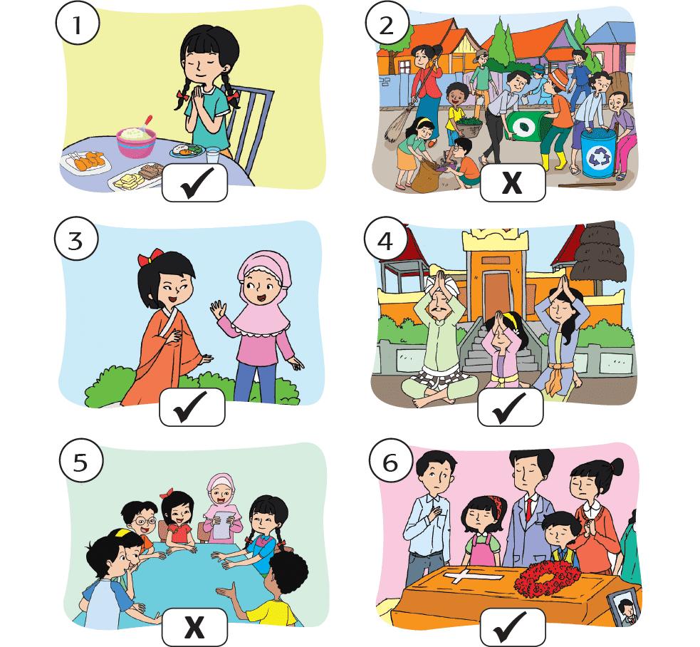 Kunci Jawaban Halaman 14, 15, 16, 17, 18, 19, 20 Tema 5 Kelas 2