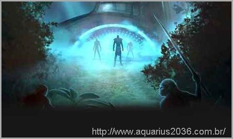 alienígenas Anunnaki são os criadores do homem e colonizadores da terra a milhões de anos atrás.
