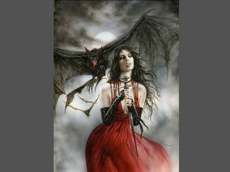 Draculla Wife, Vampire Girls 2