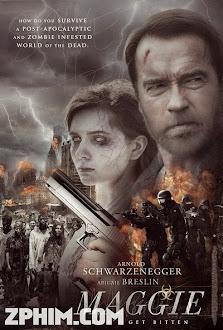 Đứa Con Zombie - Maggie (2015) Poster