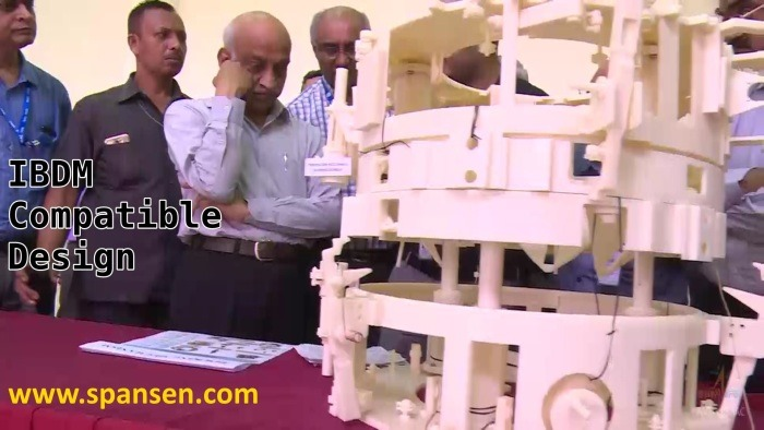 IBDM Compatible Design - Indian Space Docking Technology - 01 - TN