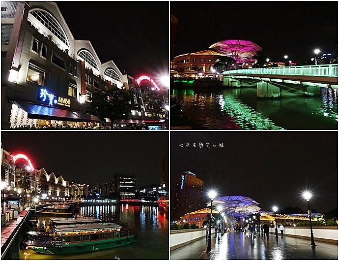 44 新加坡四天三夜自由行 美食美景購物