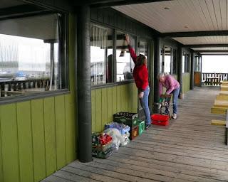 Fælles oprydning og rengøring