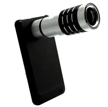 Samsung Galaxy SIII telephoto