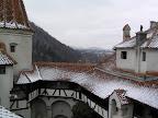 Dracula Castle στο Bran της Ρουμανίας
