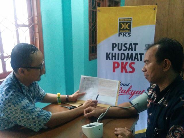 PKS Kab Bekasi Dirikan Pusat Khidmat