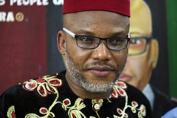 Nnamdi Kanu warns police officers, army to Resign and burn their uniforms