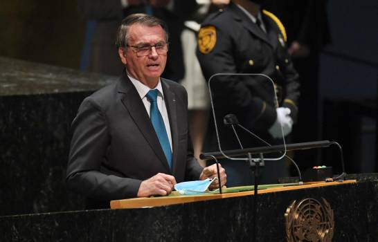 Bolsonaro se defiende de críticas en la ONU