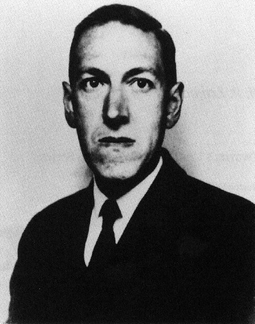 Howard Phillips Lovecraft 1, Howard Phillips Lovecraft