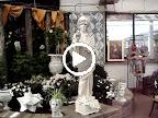 Serenity Statue at Garden Show