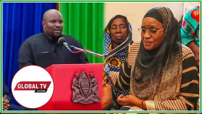 Mama Janet Magufuli ni Mgonjwa