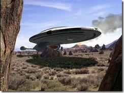 Star Trek Voyager, Alabama Hills near Lone Pine CA
