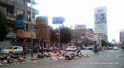 Hadda Street near Al Zuberi street, Sana'a, Yemen
